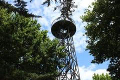La tour d'observation ? Arcachon images libres de droits