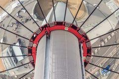 La tour d'observation à Brighton, le Sussex, R-U image stock