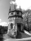 La tour d'octogone Photo libre de droits