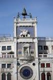 La tour de Bell à Venise Italie a appelé CAMPANILE DEI MORI en italien Images stock