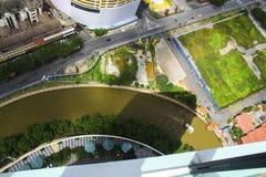 La tour de ciel Photo stock
