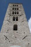 La tour de cloche du duomo de l'anagni Image libre de droits