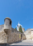 La Tour de Constance at Aigues Mortes, France Royalty Free Stock Image