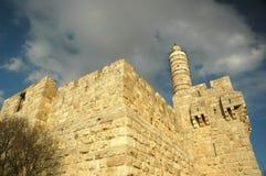 La tour de David Photos libres de droits