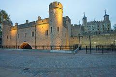 La tour de Londres Image libre de droits