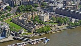 LA TOUR DE LONDRES Images stock
