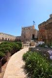 La tour de Phasael de la citadelle de Jérusalem Photos stock