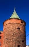 La tour de poudre Photos libres de droits