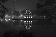La tour de tortue Photographie stock