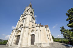 La-Tour-du-Pin - Church Royalty Free Stock Images