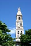 La tour du voyageur Image libre de droits