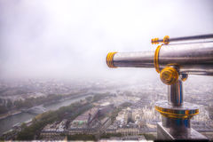 La Tour Eiffel Royalty Free Stock Photography