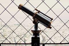 La tour Eiffel stock photography