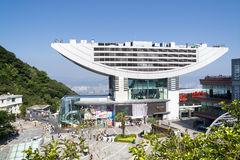 La tour maximale, Hong Kong Photographie stock libre de droits
