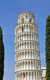 La tour penchée de Pise Photo libre de droits