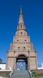 La tour Syuyumbike. Photo stock