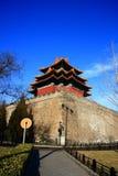 La tourelle du palais impérial Image libre de droits