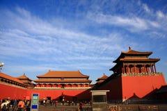 La tourelle du palais impérial Photographie stock