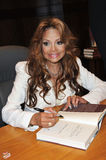 La Toya Jackson. At bookisigning for her new memoir Starting Over at Barnes & Noble at The Grove, Los Angeles. June 28, 2011  Los Angeles, CA Picture: Paul Royalty Free Stock Images