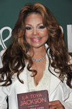 La Toya Jackson Stock Photography