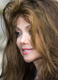 La Toya Jackson in Malta Royalty Free Stock Image