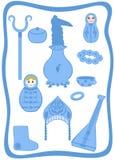 La tradición rusa fijó 1 libre illustration