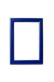 la trame bleue a isolé photos stock