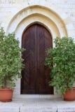 La trappe de l'abbaye d'Emmaus Nicopolis Photographie stock libre de droits