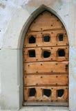 La trappe en bois Photos libres de droits