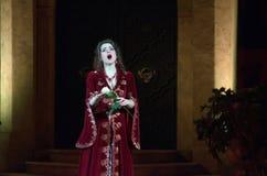 La Traviata Photographie stock libre de droits
