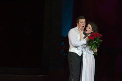 La Traviata Images stock