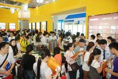 La trentanovesima sorgente del bene immobile giusta a Chengdu Fotografie Stock Libere da Diritti