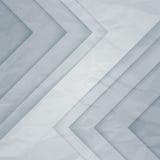 La triangle grise et blanche abstraite forme le fond Photographie stock libre de droits
