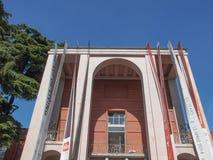 La Triennale Milan Royalty Free Stock Photo