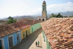 La Trinidad, Cuba Fotografie Stock Libere da Diritti