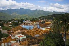 La Trinidad Cuba immagine stock