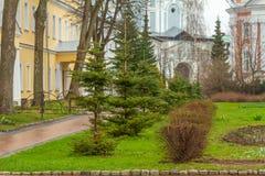 La trinità Lavra della st Sergius Sergiev Posad, Russia Immagini Stock