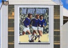 La trinité sainte Image libre de droits