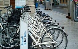 La tua bici Royalty Free Stock Photo