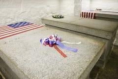 La tumba de Adams   fotografía de archivo libre de regalías
