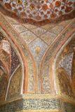 La tumba de Akbar Foto de archivo