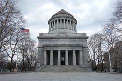 La tumba de Grant Imagenes de archivo