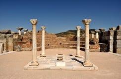 La tumba de San Juan, Turquía imagen de archivo libre de regalías