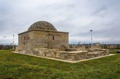 La tumba del Khan en Bolgar Foto de archivo libre de regalías