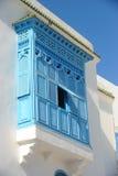 La Tunisia. Sidi Bou Said Immagini Stock