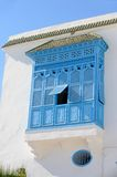 La Tunisia. Sidi Bou Said Immagine Stock