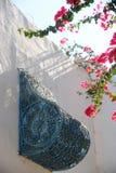 La Tunisia. Sidi Bou Said Fotografie Stock Libere da Diritti