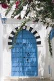 La Tunisie Sidi Bou dit images libres de droits
