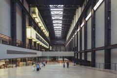 La turbina Pasillo de Tate Modern, museo del arte moderno y contemporáneo en Londres, Reino Unido Fotos de archivo