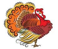 La Turchia. royalty illustrazione gratis